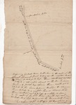 Survey of a road from Mount Pleasant in Rockport over the mountain to Union, 1829