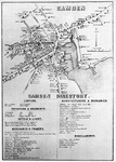 Camden Directory Map, 1859