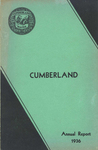 Town of Cumberland, Maine, Annual Report 1936