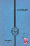 Town of Cumberland, Maine, Annual Report 1938