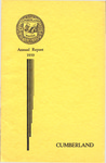 Town of Cumberland, Maine, Annual Report 1939