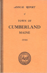 Town of Cumberland, Maine, Annual Report 1946