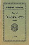 Town of Cumberland, Maine, Annual Report 1948