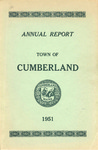 Town of Cumberland, Maine, Annual Report 1951