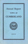 Town of Cumberland, Maine, Annual Report 1953