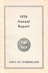 Town of Cumberland, Maine, Annual Report 1956