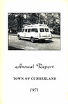 Town of Cumberland, Maine, Annual Report 1971