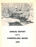 Town of Cumberland, Maine, Annual Report 1976