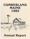 Town of Cumberland, Maine, Annual Report 1985