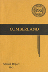 Town of Cumberland, Maine, Annual Report 1945