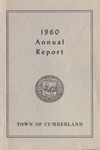 Town of Cumberland, Maine, Annual Report 1960