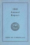 Town of Cumberland, Maine, Annual Report 1961