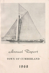 Town of Cumberland, Maine, Annual Report 1968
