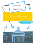 Town of Cumberland, Maine, Annual Report FY2002–03 by Cumberland (Me.)