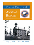 Town of Cumberland, Maine, Annual Report FY2008–09 by Cumberland (Me.)