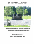 Town of Cumberland, Maine, Annual Report FY2009–10