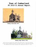 Town of Cumberland, Maine, Annual Report FY2010–11 by Cumberland (Me.)