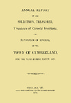 Town of Cumberland, Maine, Annual Report 1876