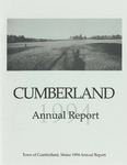Town of Cumberland, Maine, Annual Report 1994 by Cumberland (Me.)