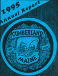Town of Cumberland, Maine, Annual Report 1995 by Cumberland (Me.)