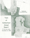 Town of Cumberland, Maine, Annual Report 1999 by Cumberland (Me.)