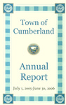 Town of Cumberland, Maine, Annual Report FY2005-06