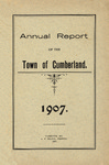 Town of Cumberland, Maine, Annual Report 1907