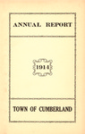 Town of Cumberland, Maine, Annual Report 1914