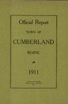Town of Cumberland, Maine, Annual Report 1911