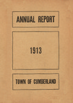Town of Cumberland, Maine, Annual Report 1913