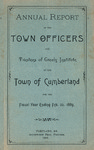 Town of Cumberland, Maine, Annual Report 1889