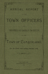 Town of Cumberland, Maine, Annual Report 1890