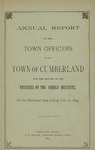Town of Cumberland, Maine, Annual Report 1895