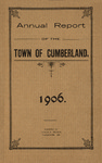Town of Cumberland, Maine, Annual Report 1906