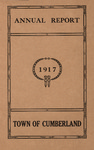 Town of Cumberland, Maine, Annual Report 1917