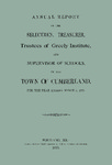 Town of Cumberland, Maine, Annual Report 1875
