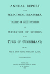 Town of Cumberland, Maine, Annual Report 1878
