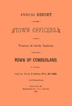 Town of Cumberland, Maine, Annual Report 1886