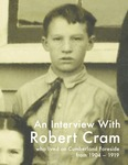 An interview with Robert Hartford Cram, who lived on Cumberland Foreside