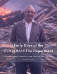 Early Days of the Cumberland Fire Department by Kenneth W. Chase