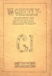 The Greely Annual April 1926 by Greely Institute
