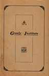 Catalogue and Circular of Greely Institute 1903–1904