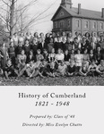 History of Cumberland 1821 - 1948 by Greely Institute