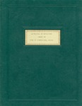 Town of Cumberland, Maine: Appraisal of School and Municipal Buildings by Malcolm Casey