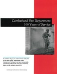 Cumberland Fire Department: 100 Years of Service
