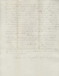 Examination and Accusation of Abigail Johnson Against Jonathan Barbour, January 23, 1845 by Cumberland (Me.)