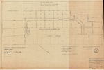 Plan of Cumberland Garden, Main Street, Lawn Avenue and Maple Street, Cumberland, Maine, 1963