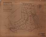 Plan of Mill Ridge Acres, Mill Road and Mill Ridge Road, Cumberland, Maine, 1967