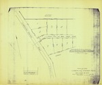 Plan of Sea Cove Acres, Foreside Road and Sea Cove Road, Cumberland, Maine, 1954