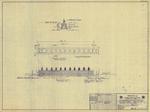 Plan of Texaco Station, Main Street, Cumberland, Maine, 1958